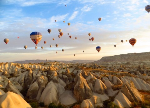 Highlights of The Central Anatolia