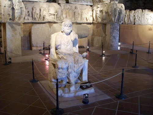 Hierapolis Archeology Museum